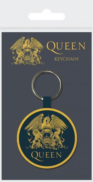Klíčenka textilní, Queen