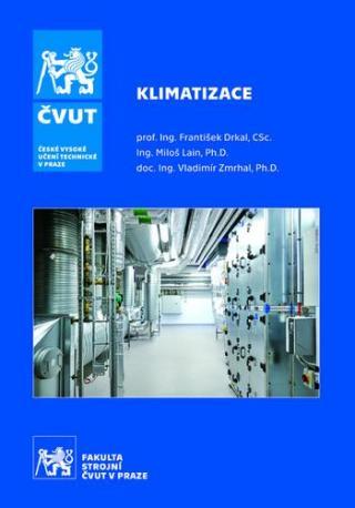 Klimatizace,  2. přepracované vydání - Drkal František