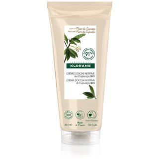 Klorane Organic Cupuaçu Butter vyživující sprchový gel 200 ml dámské 200 ml