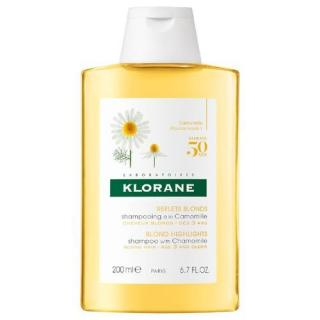 Klorane Šampon pro blond vlasy Heřmánek  200 ml dámské