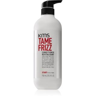 KMS California Tame Frizz uhlazující kondicionér pro nepoddajné a krepatějící se vlasy 750 ml dámské 750 ml