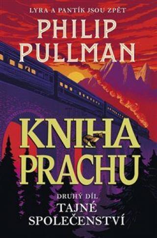 Kniha Prachu 2 - Philip Pullman