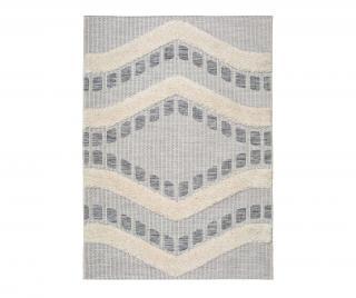 Koberec Cheroky White 155x230 cm Bílá 155x230 cm