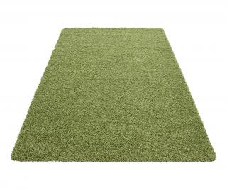 Koberec Dream Green 200x290 cm Zelená 200x290 cm