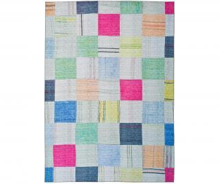 Koberec Exclusive Square 80x150 cm Vícebarevná 80x150 cm