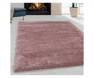 Koberec Fluffy Rose 160x230 cm Ružová 160x230 cm