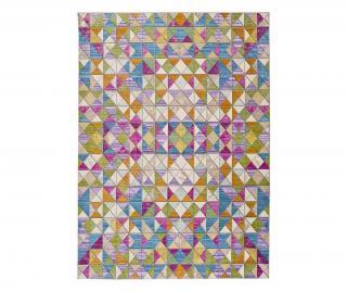 Koberec Kiraz Mosaic 80x150 cm Vícebarevná 80x150 cm