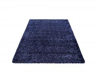Koberec Life Navy 120x170 cm Modrá 120x170 cm