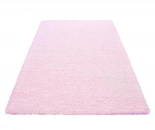 Koberec Life Pink 140x200 cm Ružová 140x200 cm