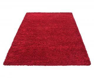 Koberec Life Red 200x290 cm Červená 200x290 cm