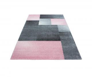 Koberec Lucca Pink 160x230 cm Ružová 160x230 cm