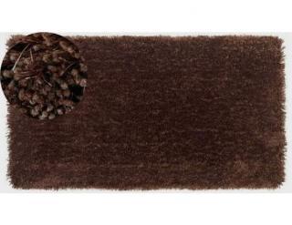 Koberec Stela tmavě hnědý 160x230 tmavě hnědá-Hnědá