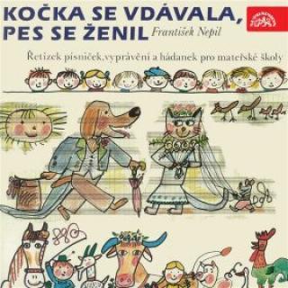 Kočka se vdávala, pes se ženil - František Nepil - audiokniha