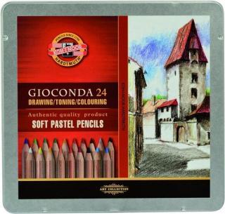 KOH-I-NOOR Pastelová tužka Gioconda Soft Mix