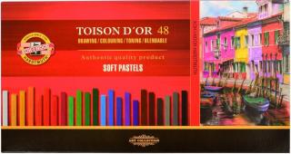 KOH-I-NOOR Suchý pastel Mix