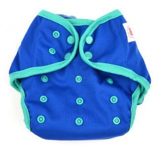 Kojenecké plavky Safe - 8 barev Barva: modrá