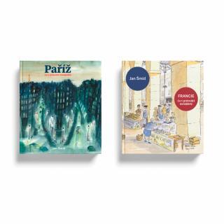 Kolekce knih Paříž, Francie - co v průvodci nenajdete