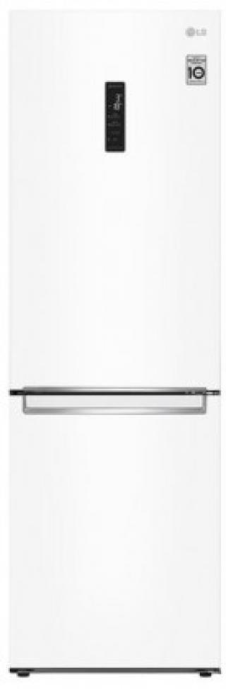 Kombinovaná chladnička s mrazákem dole lg gbb61swhmn