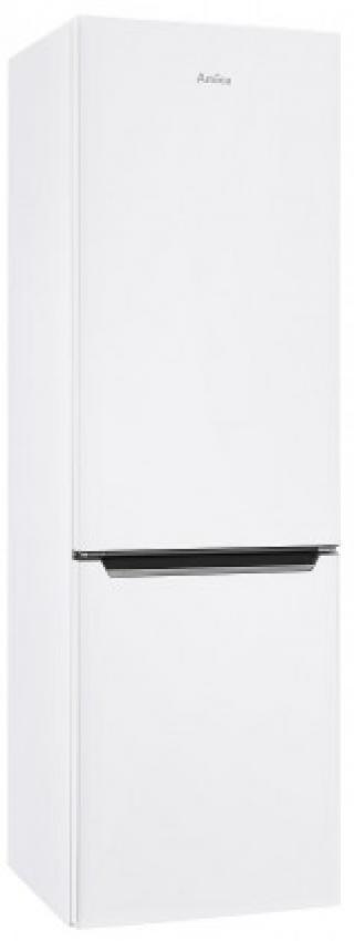 Kombinovaná lednice s mrazákem dole amica vc 1802 afw, a