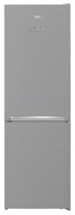 Kombinovaná lednice s mrazákem dole beko mcne366e40zxbn neofrost