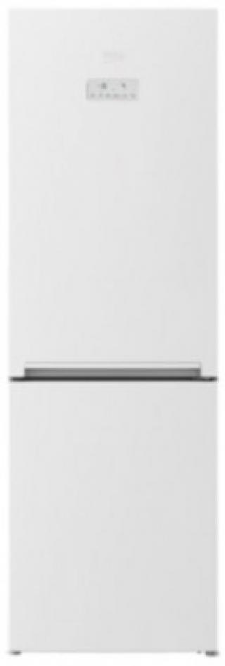 Kombinovaná lednice s mrazákem dole beko rcna366e60wn neofrost