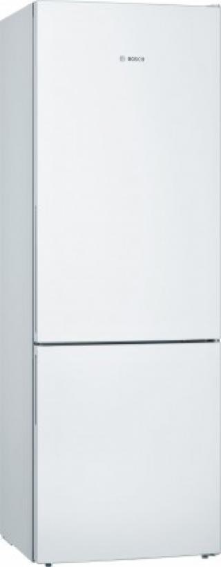 Kombinovaná lednice s mrazákem dole bosch kge49awca, a
