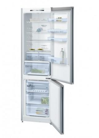 Kombinovaná lednice s mrazákem dole bosch kgn 39vi35, a