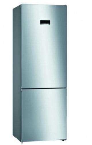 Kombinovaná lednice s mrazákem dole bosch kgn49xlea, a