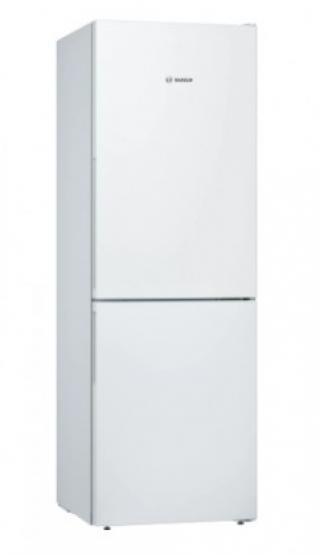 Kombinovaná lednice s mrazákem dole bosch kgv33vwea, a
