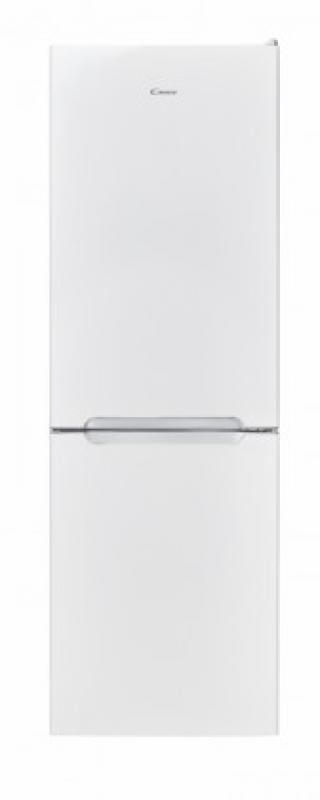 Kombinovaná lednice s mrazákem dole candy chsb 6186 w, a