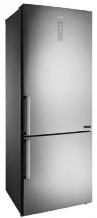 Kombinovaná lednice s mrazákem dole concept lk5470ss