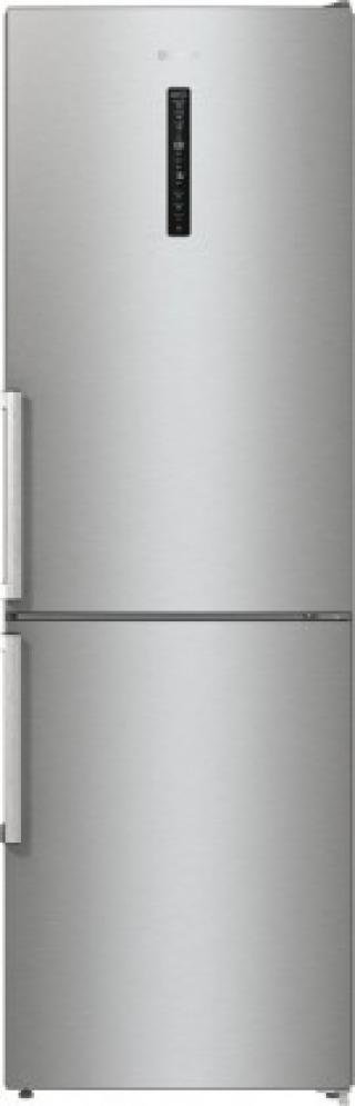 Kombinovaná lednice s mrazákem dole gorenje nrc6193sxl5,a