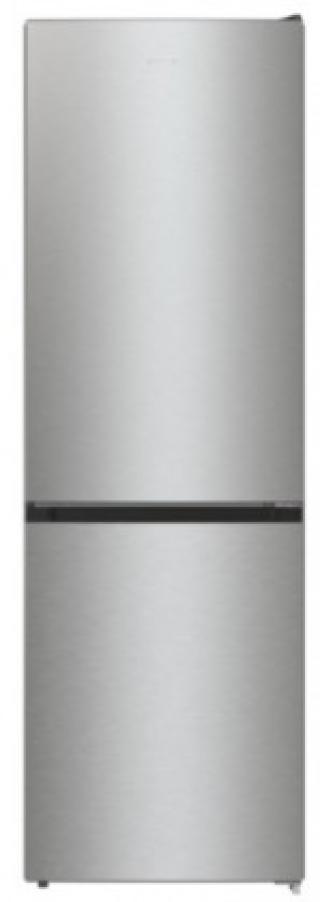 Kombinovaná lednice s mrazákem dole gorenje nrc6203sxl5,a