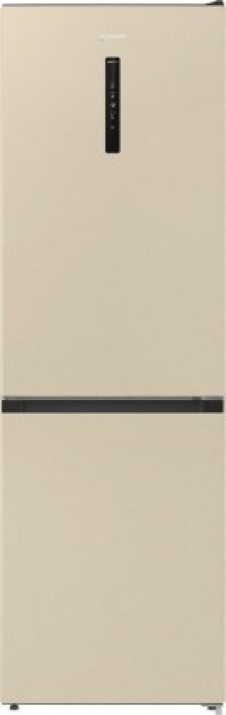 Kombinovaná lednice s mrazákem dole gorenje nrk6192ac4,a