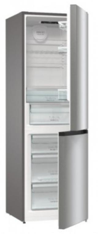 Kombinovaná lednice s mrazákem dole gorenje rk6193axl4,a
