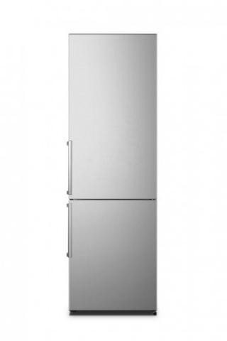Kombinovaná lednice s mrazákem dole hisense rb343d4ddd,269l,a