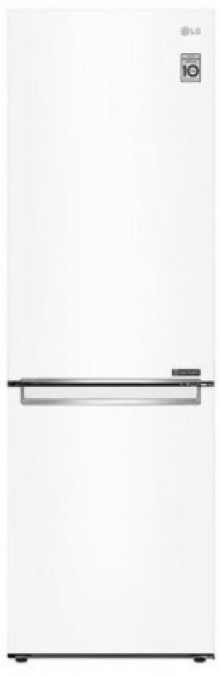 Kombinovaná lednice s mrazákem dole lg gbp31swlzn,a  ,bílá vada v