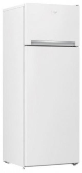 Kombinovaná lednice s mrazákem nahoře beko rdsa240k30wn