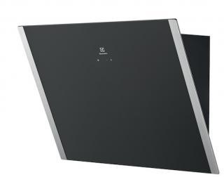 Komínová digestoř electrolux 60 cm EFV60657OK černá