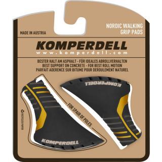 Komperdell botičky na hole Nordic Walking - žlutá 20/21