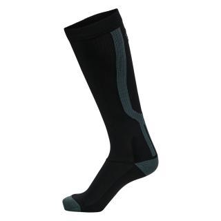 Kompresní běžecké podkolenky Newline Compression Sock  43-46 černá 43-46