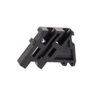 Koncová svěrka RSA L 15 černá F121180