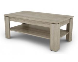 Konferenční stolek Inter, dub sonoma