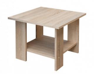 Konferenční stolek Lena, dub sonoma