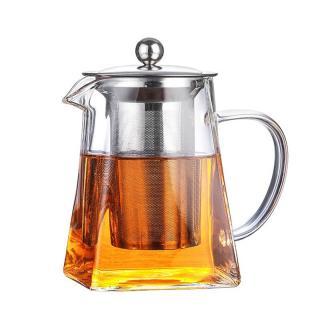 Konvice na čaj s filtrem Velikost: S