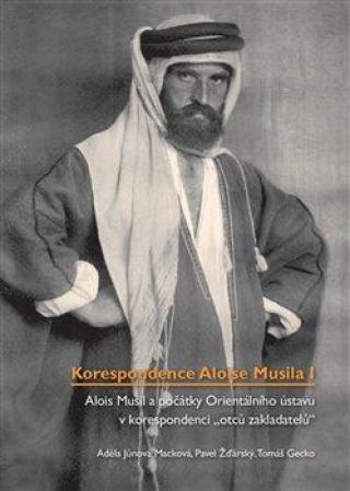 Korespondence Aloise Musila I.