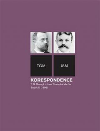 Korespondence T. G. Masaryk - Josef Svatopluk Machar