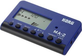 Korg MA-2 BLBK Blue