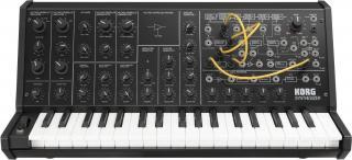 Korg MS-20 mini Monophonic Analog Synthesizer Black