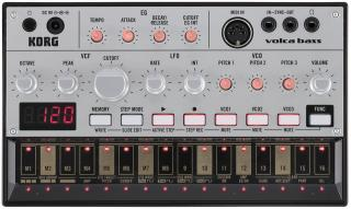 Korg Volca Bass Black